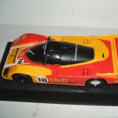Scalextric: SCALEXTRIC PORSCHE SUPERSLOT. Lote 103624503