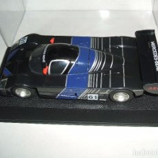 Scalextric: SCALEXTRIC MERCEDES SUPERSLOT. Lote 103624519