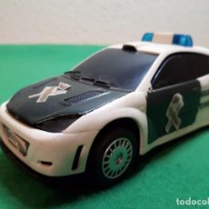 Scalextric: FORD FOCUS GUARDIA CIVIL ADAPTADO POLICE SUPERSLOT / SCALEXTRIC UK. Lote 104347491