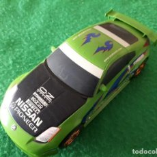 Scalextric: NISSAN 350Z PIONEER DRIFT CAR – HORNBY – GIRA 360º - COCHE SLOT 1/32. Lote 106229455