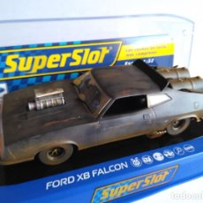 Scalextric: SCALEXTRIC UK SUPERSLOT FORD XB FALCON NEGRO MATE MAD MAX. REF H3983. NUEVO. Lote 106666024