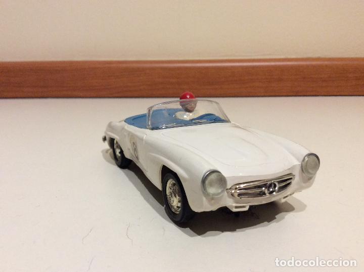 MERCEDES 190 SL SCALEXTRIC TRIANG (Juguetes - Slot Cars - Scalextric SCX (UK))