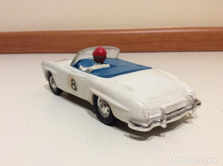 Scalextric: Mercedes 190 sl scalextric triang - Foto 4 - 107455999