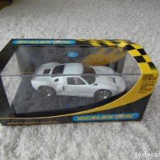 Scalextric: UNICO FORD GT40 PLAIN WHITE SCALEXTRIC PROCEDENTE DE EEUU NUEVO SIN USAR. Lote 107826327