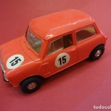 Scalextric: AUSTIN MINI COOPER. SCALEXTRIC MADE IN ENGLAND. Lote 108076711