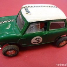 Scalextric: RALLYE MINI COOPER C-7. SCALEXTRIC MADE IN ENGLAND. Lote 108077171