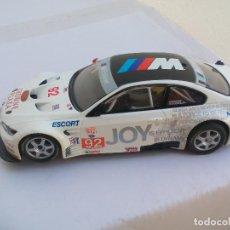 Scalextric: SCX COCHE SCALEXTRIC BMW M3 GT2 ALMAS. MILNER-AUBERLEN.. Lote 110067131