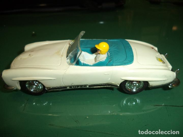 Scalextric: SCALEXTRIC TRI-ANG MERCEDES 190 SL - Foto 2 - 113275279