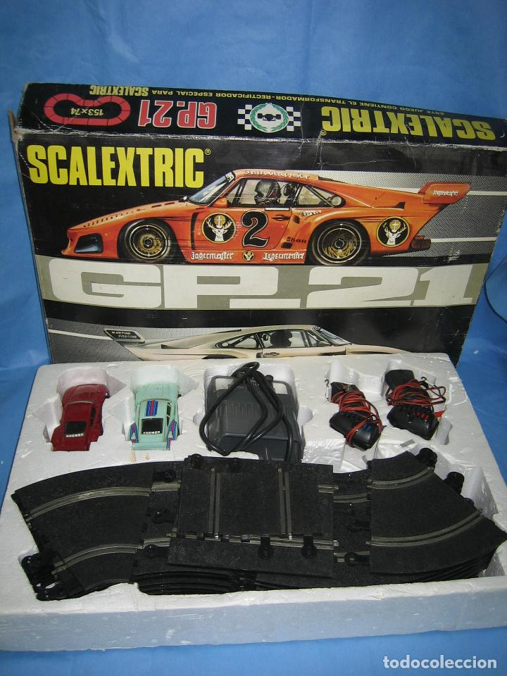 SCALEXTRIC GP 21 (Juguetes - Slot Cars - Scalextric SCX (UK))