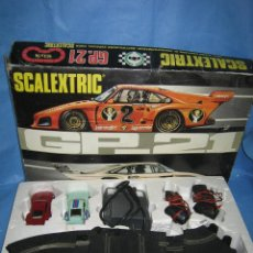 Scalextric: SCALEXTRIC GP 21. Lote 113704551