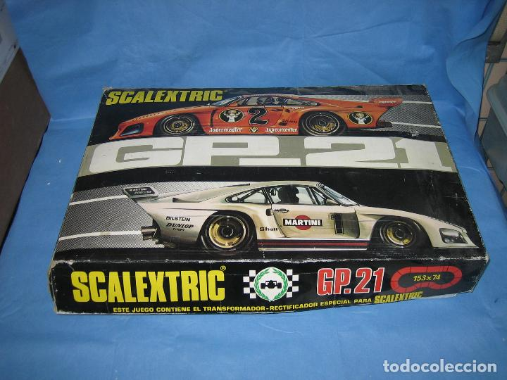 Scalextric: Scalextric GP 21 - Foto 2 - 113704551