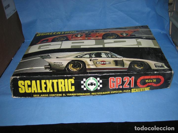 Scalextric: Scalextric GP 21 - Foto 18 - 113704551