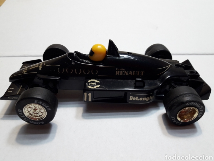 SCALEXTRIC COCHE RENAULT (Juguetes - Slot Cars - Scalextric SCX (UK))