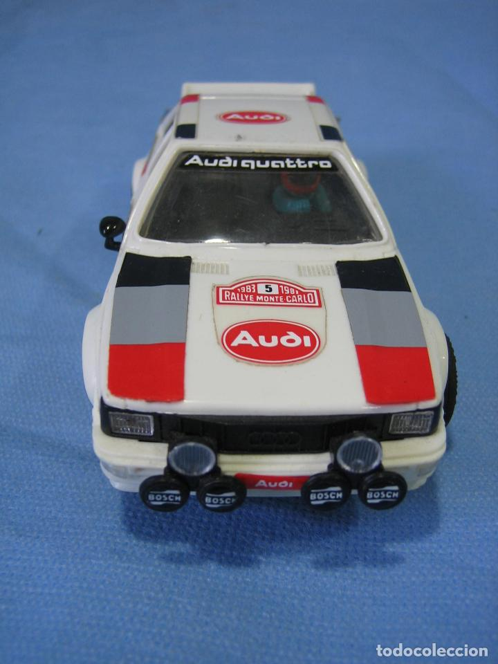 Scalextric: Coche Scalextric. Audi - Foto 2 - 114744483