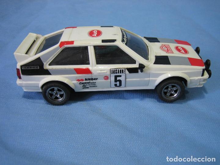Scalextric: Coche Scalextric. Audi - Foto 3 - 114744483