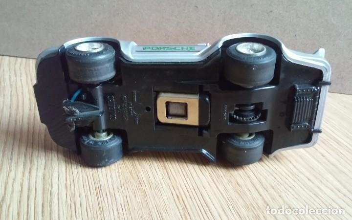 Scalextric: SCALEXTRIC PORSCHE 935 TURBO UK C125, FUNCIONA LA LUZ - Foto 5 - 116613403