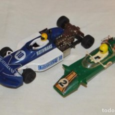 Scalextric: LOTE DE COCHES SLOT - SCALEXTRIC MADE IN ENGLAND - MARCH 771 / EUROPA VEE - HAZ OFERTA. Lote 121058083