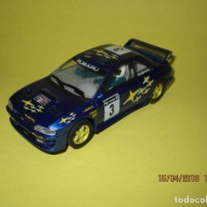 Scalextric: SUBARU IMPREZA WRC SLOT DE HORNBY. Lote 194966556