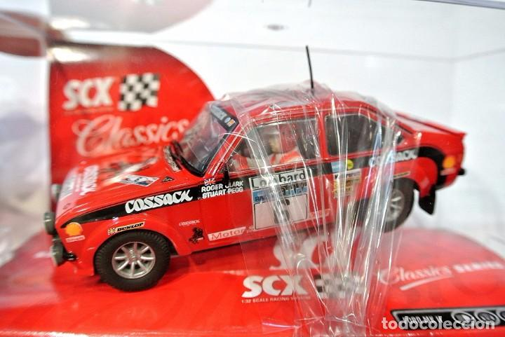 * SCX FORD ESCORT MK II , CLASSICS SERIES , 1:32 , NUEVO (Juguetes - Slot Cars - Scalextric SCX (UK))