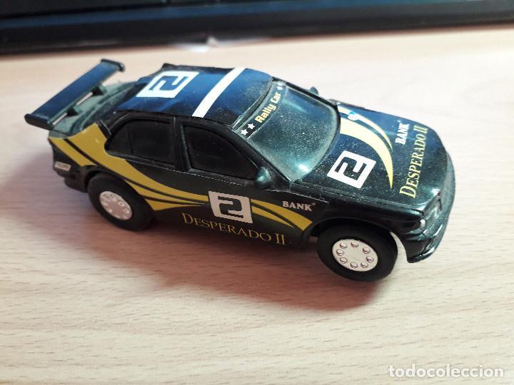 06-00038 - COCHE SLOT DESPERADO II , ESCALA PEQUEÑA (Juguetes - Slot Cars - Scalextric SCX (UK))