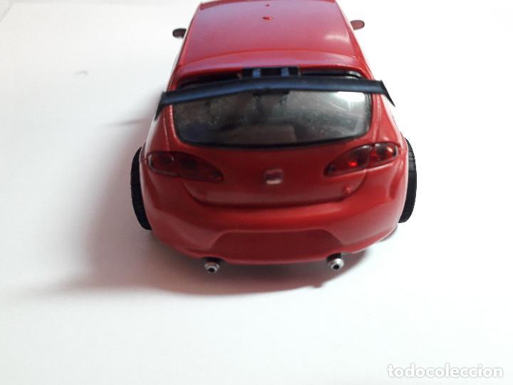 Scalextric: 06-00040 - coche scalextric seat leon WTCC rojo - Foto 4 - 129374391