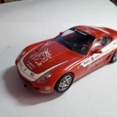 Scalextric: 06-00042 - COCHE SCALEXTRIC FERRARI 599 GTB FIORANO. Lote 129374723