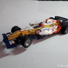 Scalextric: 06-00048 - COCHE SCALEXTRIC RENAULT F1 ING TEAM. Lote 129375671