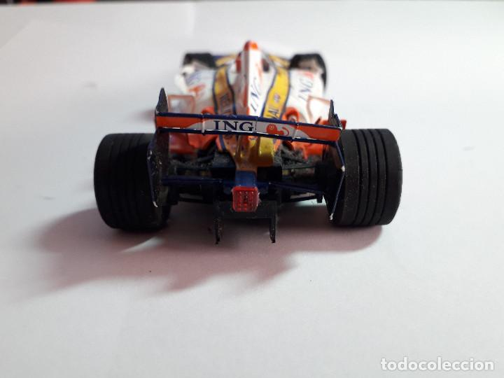 Scalextric: 06-00048 - coche scalextric renault F1 ING team - Foto 3 - 129375671