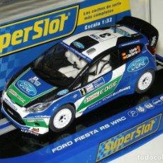 Scalextric: FORD FIESTA WRC DANI SORDO SUPERSLOT/SCALEXTRIC NUEVO. Lote 130206451