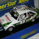 Scalextric: FORD ESCORT MKII STOBART SUPERSLOT/SCALEXTRIC. Lote 131022376