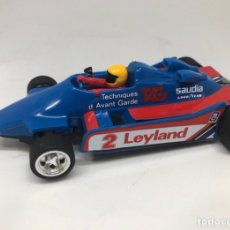 Scalextric: COCHE SCALEXTRIC EXIN AZUL WILLIAMS FW-07. Lote 132571319