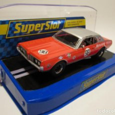 Scalextric: MERCURY COUGAR TRANS-AM DE 1967 NUEVO SUPERSLOT. Lote 134057498