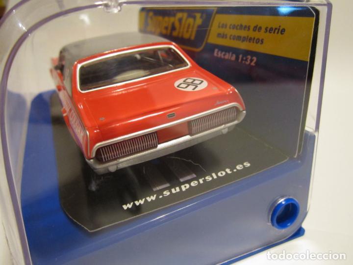 Scalextric: MERCURY COUGAR TRANS-AM DE 1967 NUEVO SUPERSLOT - Foto 3 - 134057498