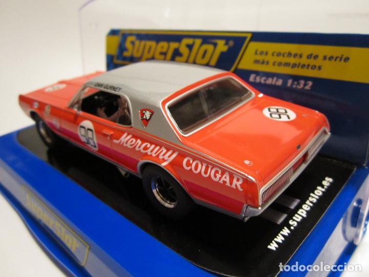 Scalextric: MERCURY COUGAR TRANS-AM DE 1967 NUEVO SUPERSLOT - Foto 4 - 134057498