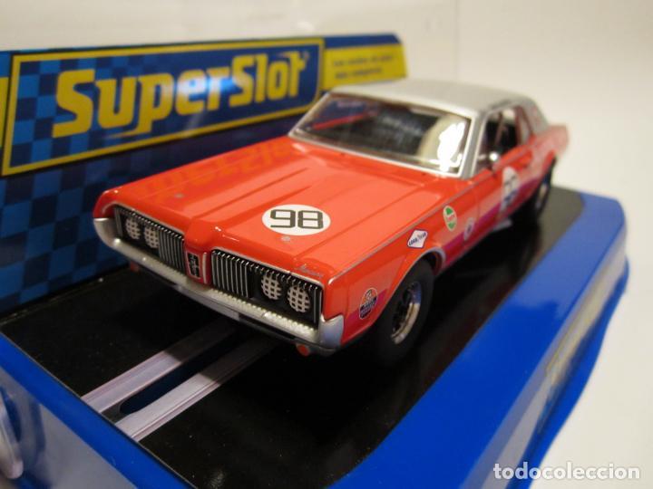 Scalextric: MERCURY COUGAR TRANS-AM DE 1967 NUEVO SUPERSLOT - Foto 5 - 134057498
