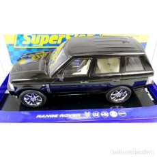 Scalextric: SUPERSLOT CAR MB RANGE ROVER BLACK 1/32 SCALEXTRIC H2878. Lote 138609490