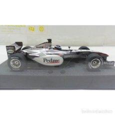 Scalextric: SLOT CAR MCLAREN F1 PEDRO DE LA ROSA 1/32 SCALEXTRIC UK SUPERSLOT S3266. Lote 138756758