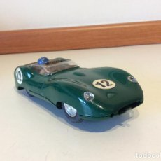 Scalextric: LISTER JAGUAR SCALEXTRIC TRIANG. Lote 139712826
