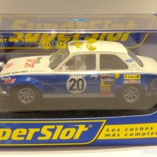 Scalextric: FORD ESCORT RS 1600 SCALEXTRIC SUPERSLOT. Lote 139901618