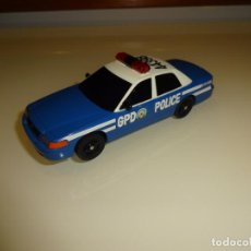 Scalextric: SUPERSLOT. COCHE POLICIA PACK BATMAN BEGINS. Lote 140554302