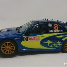 Scalextric: SUBARU IMPREZA WRC HORNBY SCALEXTRIC. Lote 140584994