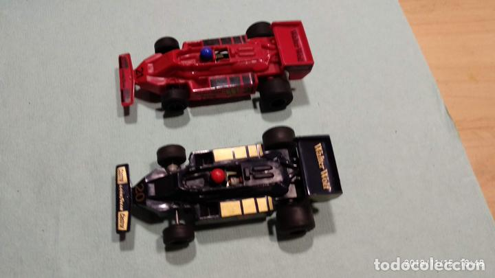 LOTE SCALEXTRIC (Juguetes - Slot Cars - Scalextric SCX (UK))