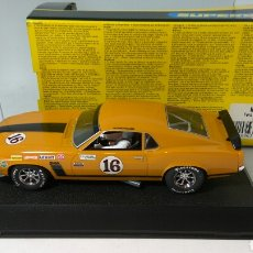 Scalextric: SUPERSLOT FORD MUSTANG 1970 REF. H2437. Lote 140625608