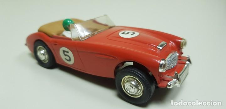 J4- AUSTIN HEALEY 3000 SCALEXTRIC (Juguetes - Slot Cars - Scalextric SCX (UK))