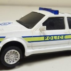 Scalextric: J4- FORD SIERRA POLICE SUPERSLOT HORNBY HOBBIES SCALEXTRIC SUPERSLOT. Lote 141931926