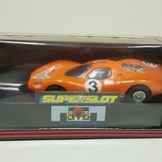 Scalextric: J-FORD 3L SCALEXTRIC SUPERSLOT REF C-043 . Lote 142771194