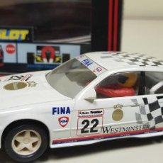 Scalextric: J-BMW 318I WESTMINSTER SCALEXTRIC SUPERSLOT REF C.326. Lote 142799086