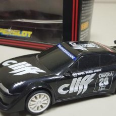 Scalextric: J-OPEL CALIBRA CLIFF SCALEXTRIC SUPERSLOT REF H-631. Lote 142801358