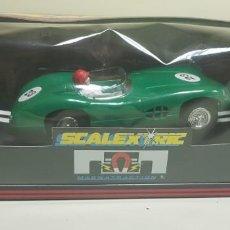 Scalextric: J- ASTON MARTIN DBR 1/300 GREEN SCALEXTRIC SUPERSLOT REF C.289 DIFICIL!. Lote 142806786