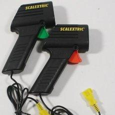 Scalextric: SCALEXTRIC – SLOT – TECNI TOYS, MANDOS PARA CIRCUITO, PRECIO DE LOS DOS MANDOS,. Lote 142821634